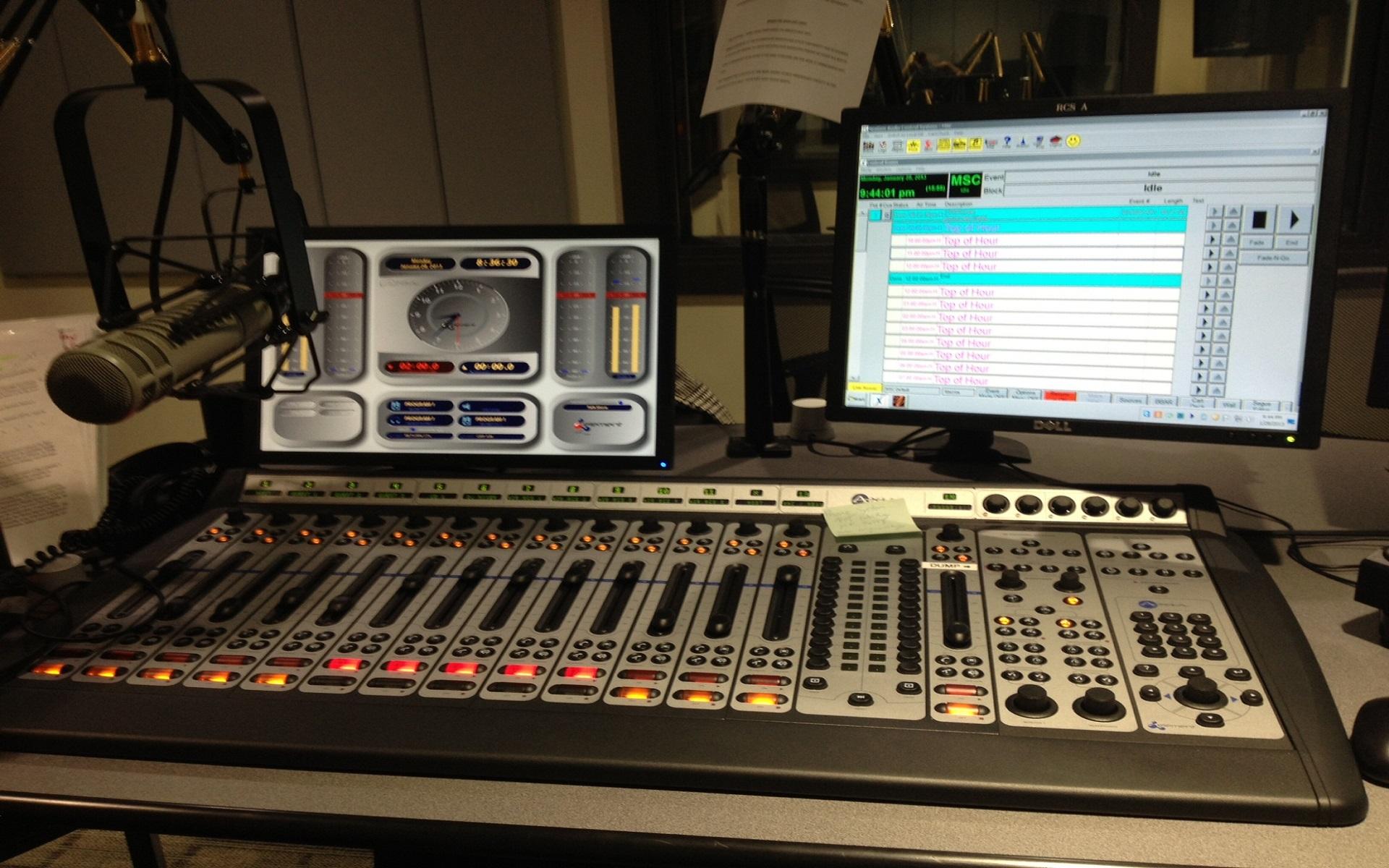 Old Radio Station Studio | www.imgkid.com - The Image Kid ...