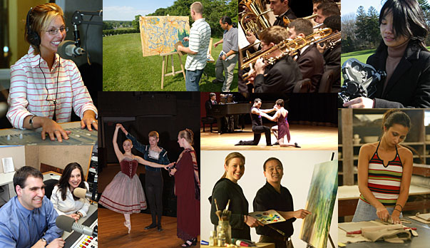 Bachelor of Visual and Performing Arts, course outline - Online ...