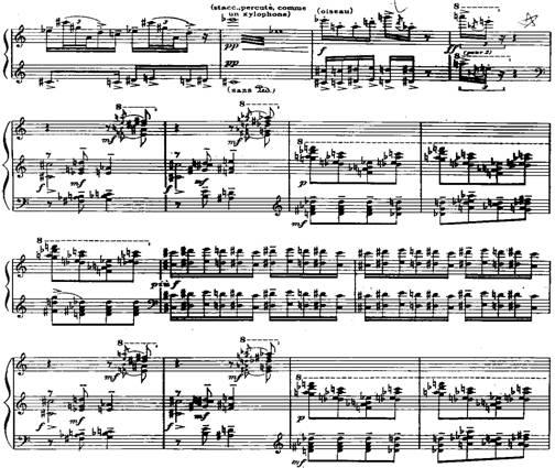 music analisis: